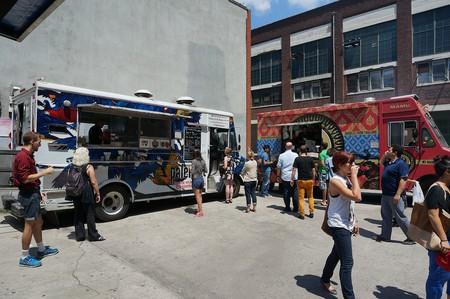 Food Trucks in NYC | ©Kristina D.C. Hoeppner/Flickr