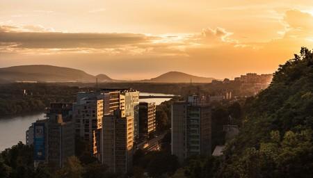Bratislava's sunset | ©Kami Rejczyk/Flickr