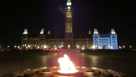 Parliament Hill, Ottawa ©Robert Linsdell