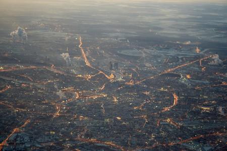 Moscow at Evening ©Andrey Belenko