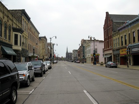 Racine, Wisconsin © David Wilson/Flickr