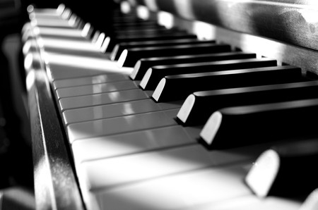 Piano Keys | © Eunbyul Sabrina Lee/Flickr