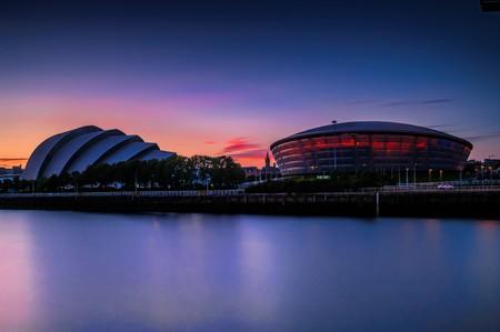 River Clyde in Glasgow  © Oliver Clarke
