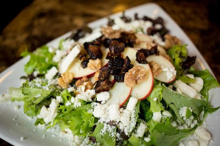 Apple and Fig Salad