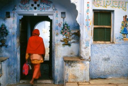 Indian Woman   © Nick Kenrick / flickr