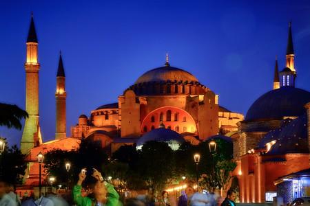 Istanbul Hagia Sophia | ©Pedro Szekely/Flickr