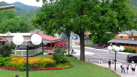 Ober Gatlinburg Tennessee © Patrick Chan/Flickr