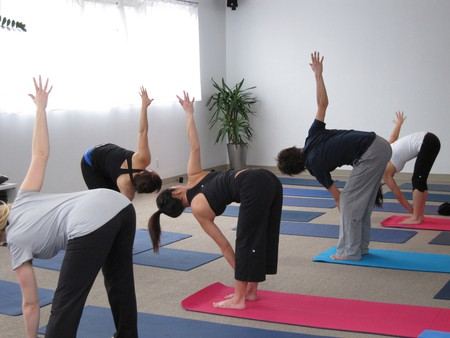 Yoga | © GoToVan/Flickr