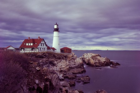 Portland Head Lighthouse | ©Eric Kilby/Flickr