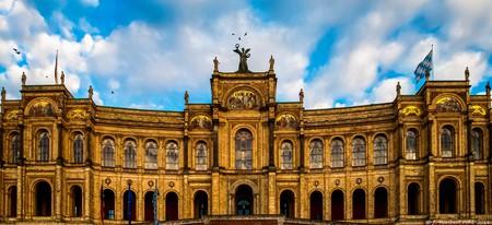The Maximilianeum, Munich |©Polybert49/Flickr