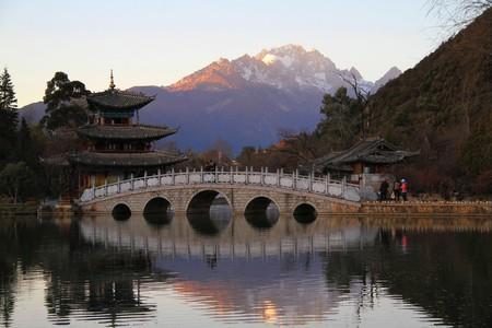 Black Dragon Pool, Lijiang   © Miltos Gickas / Flickr