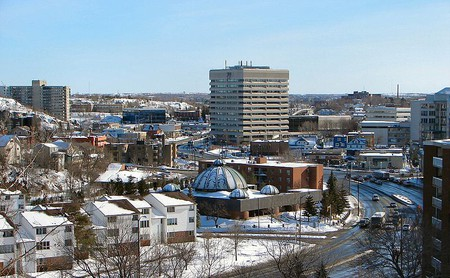 View of Sudbury. Ontario |© Wikimedia Commons