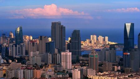 Qingdao_skyline_2016