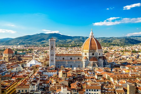Duomo: Santa Maria del Fiore - Florence. Italy     © kozer/Shutterstock