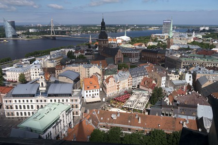 Riga, Latvia | © Bryan Ledgard/Flickr