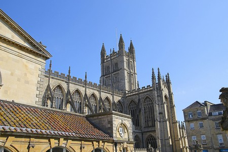 Bath Abbey  | ©Kathryn Yengel/Flickr
