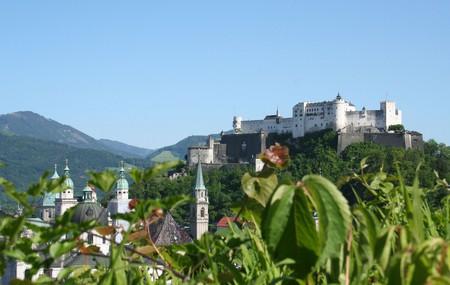 Festung Hohensalzburg   ©Sarah Leo/Flickr