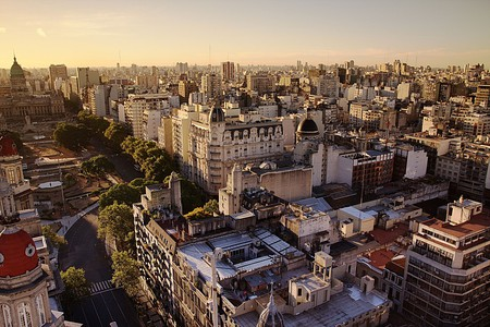 Buenos Aires | © Luis Argerich/WikiCommons