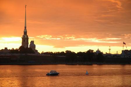 St Petersburg © Pixabay