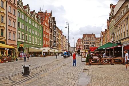 Wrocław  | © uroburos / pixabay