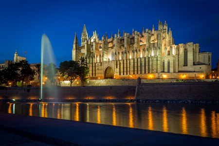 Palma Cathedral, Historic District | ©linse-berlins/Flickr