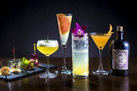 Tempting selection of drinks on a bar | © InterContinental Hong Kong / Flickr