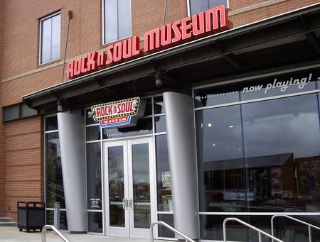 Memphis Rock 'n' Soul Museum