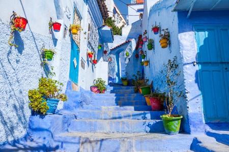 Chefchaouen, Morocco|© Lewis Liu/Shutterstock