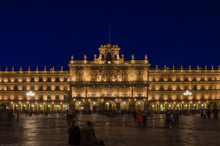 Plaza Mayor, Salamanca | © Rubén Nadador/Flickr