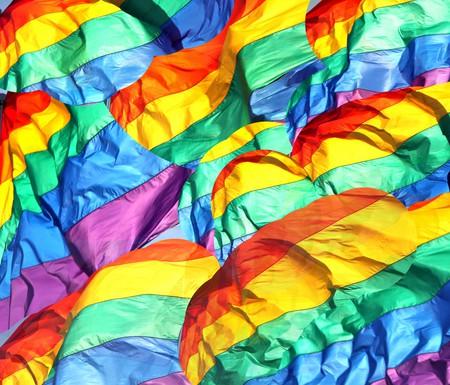 Rainbow Flags   © torbakhopper/Flickr
