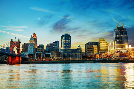 Downtown Cincinnati © | photo.ua/Shutterstock