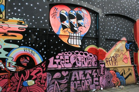 Sickboy, off Nelson Street, Bristol | © KylaBorg/Flickr