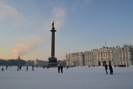 St Petersburg | © Olga/Flickr