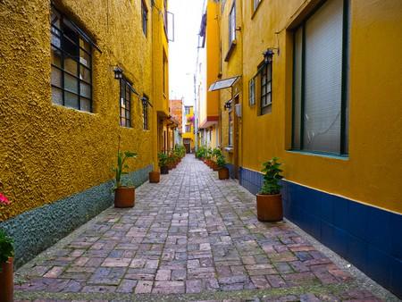 Vanishing colour, Bogota © Fernando Garcia / Flickr