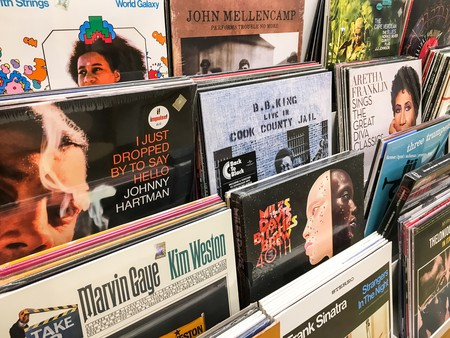 Record Store | © Radu Bercan/Shutterstock