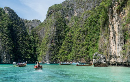 Koh Phi Phi, Thailand |© Pixabay