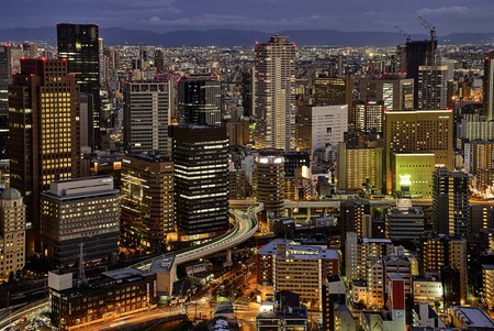 Osaka, Japan   ©Pedro Szekely/Flickr