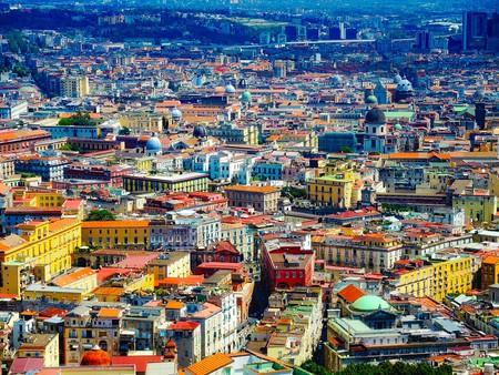 Naples, Italy |© Pixabay