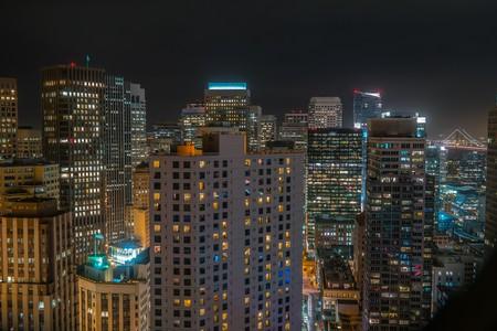 San Francisco at Night | © Nan Palmero/Flickr