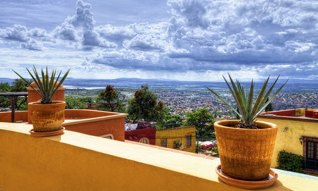 San Miguel from a terraza © Aaron Rodriguez/Flickr