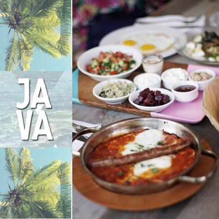 Breakfast Time © Java