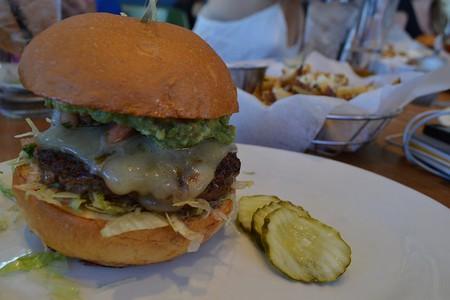 Burger at Zinburger| ©Lauren Topor/Flickr