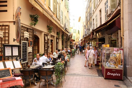 A Street in Vieux Nice | © Olga Khomitsevich/flickr