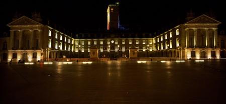Dijon by Night  ©Patrick Gaillard/Wikicommons