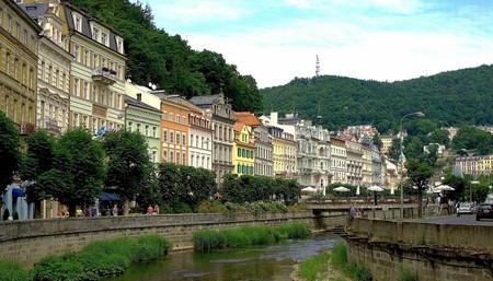 Karlovy Vary, Czech Republic ©Thomas Depenbusch