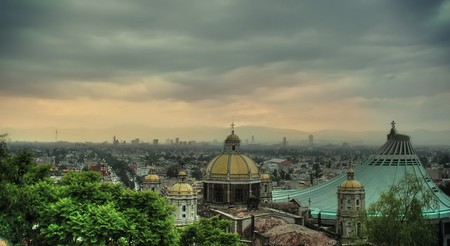 Sprawling Mexico City © Eneas De Troya/Flickr