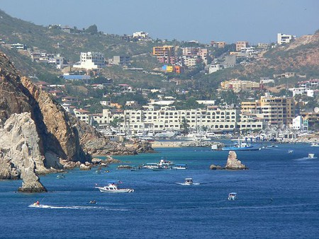 View of the harbor Cabo San Lucas Stan | © Shebs/Wikicommons