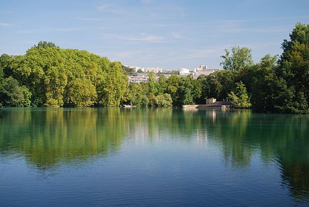 La Parc de la Tete D'or   © Matt Neale/Wikimedia Commons