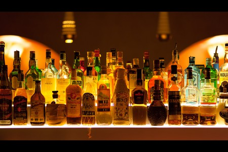 Liquors © Matteo Paciotti/Flickr