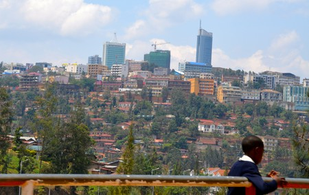 Kigali skyline ©Lori Howe